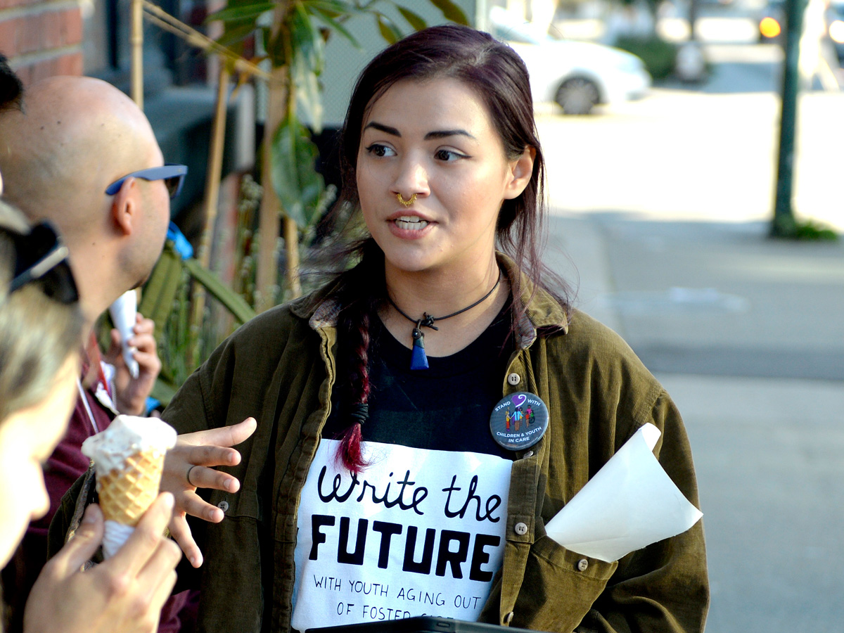 Write the Future launch