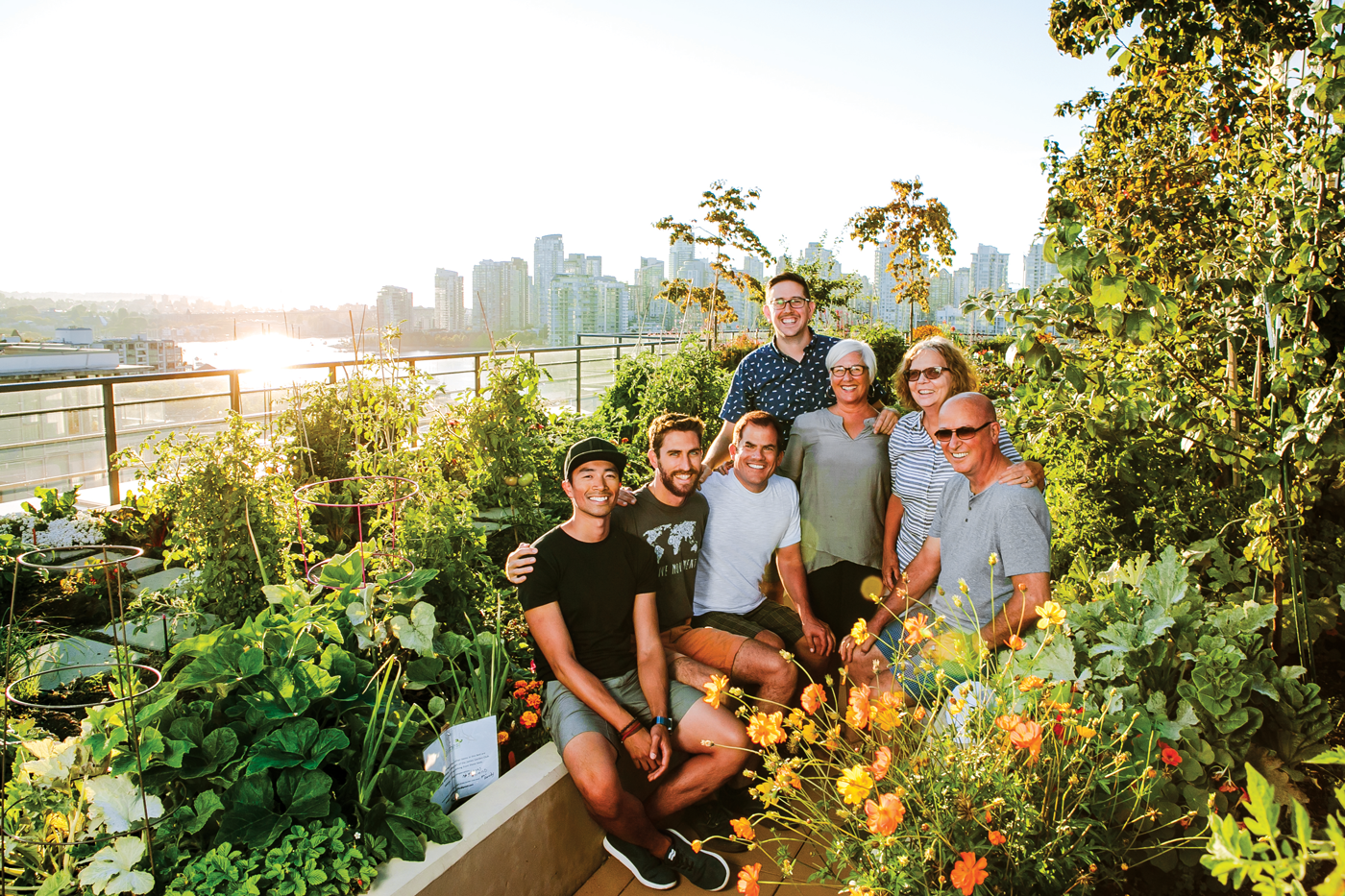 Cultivating Friendships with Neighbourhood Small Grants