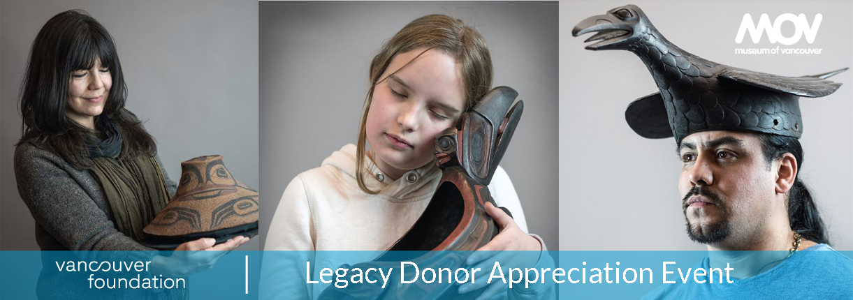Legacy Donor Appreciation Event at MOV