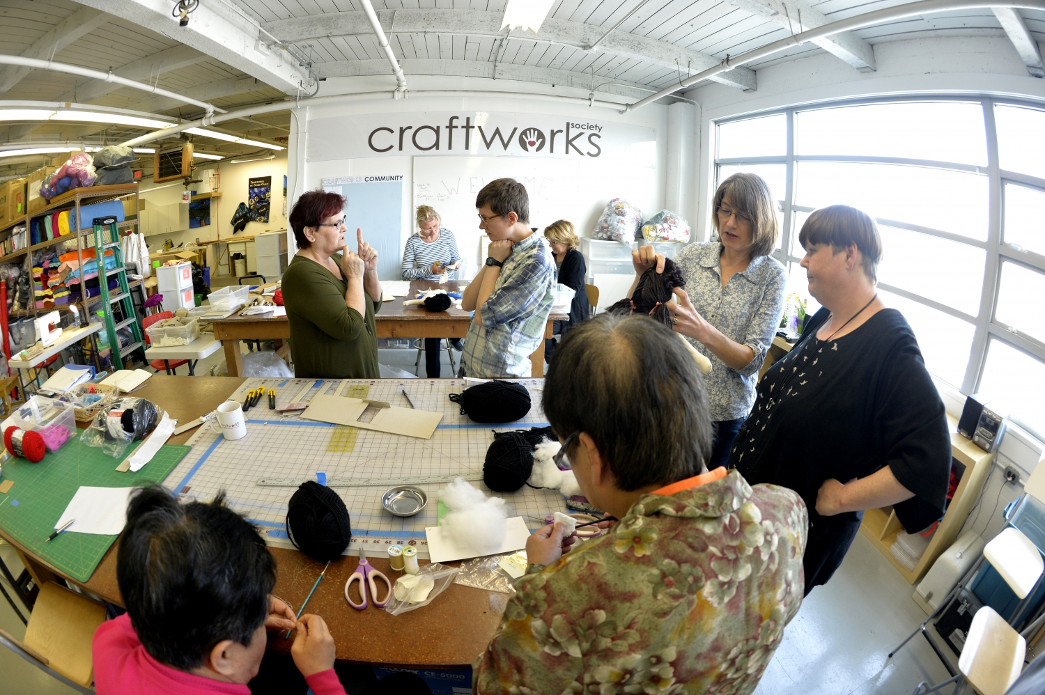 Threadworks Program at 3H Craftworks