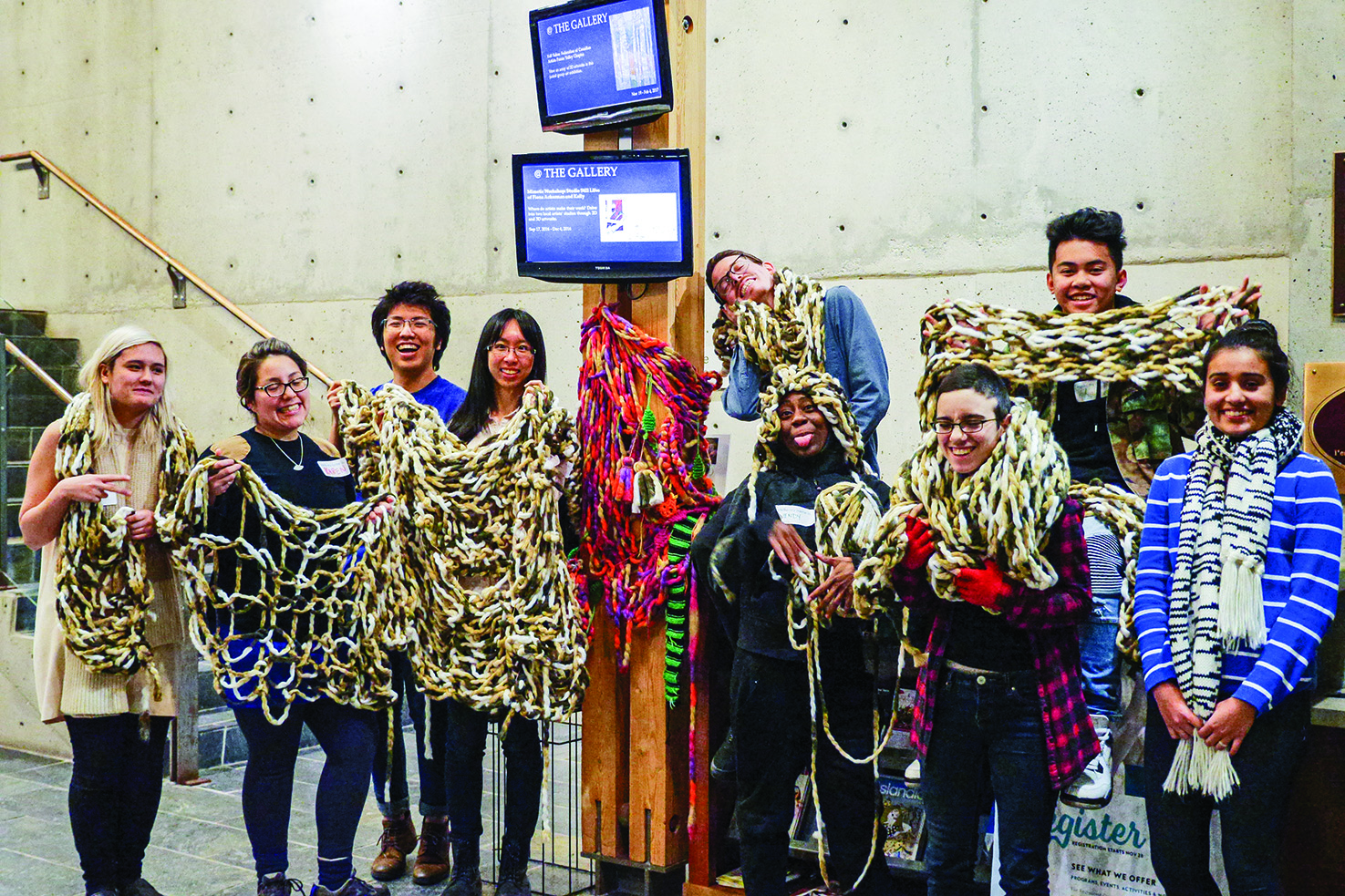 Surrey Art Gallery's Youth Engagement Strategy