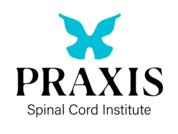 Praxis Spinal Cord Institute logo