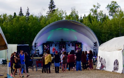 Fort St. James musical festival