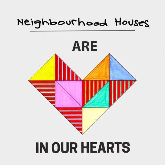 In Our Hearts Grant: Neighbourhood Hourse