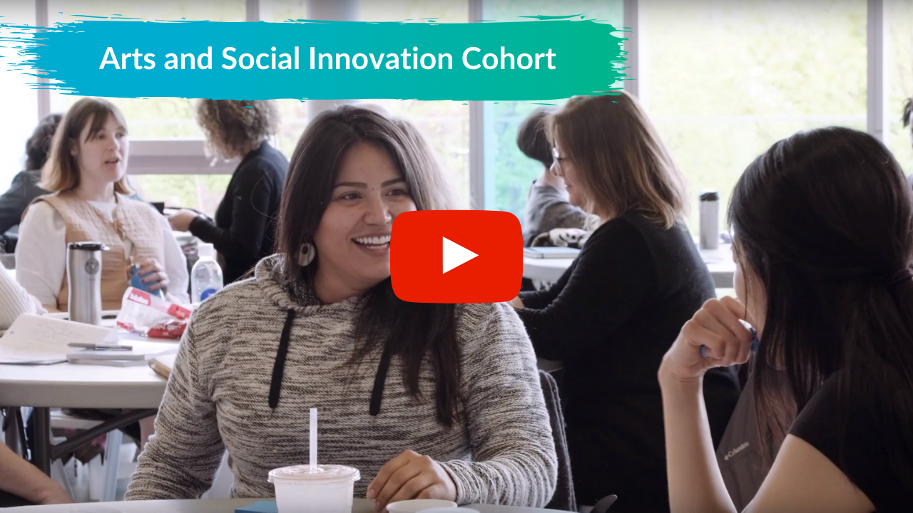 Arts and Social Innovation Cohort video