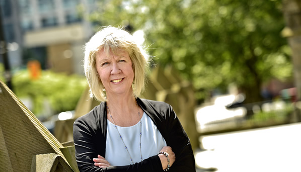Headshot of Deborah Irvine, Vice President, Grants and Community Initiatives