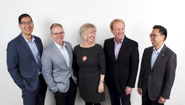 The Vancouver Foundation Executive Team