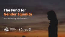 Fund for Gender Equality, grant