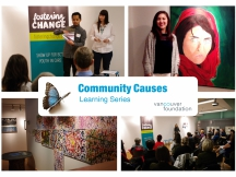 Community Causes Learning Series - Fostering Change