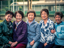 Older Women's Dialogue Project