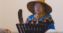 The Poetry of Myra Pierre | A DTES Small Arts Grants Recipient