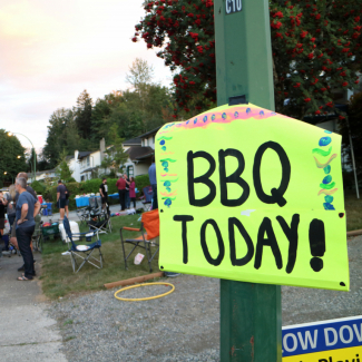 Neighbourhood Small Grants project in Abbotsford — BBQ Today
