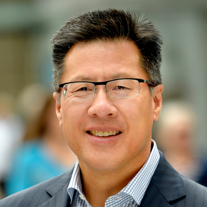 Calvin Fong, Director, Donor Services