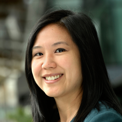 Denise Chan, Senior Accountant