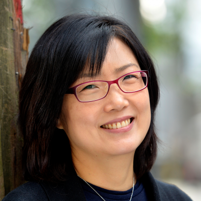 Kelly Kim, Systems Analyst