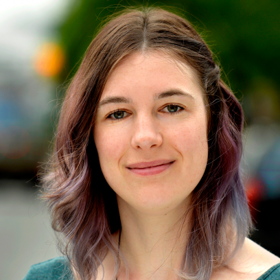 Natalie Ord, Coordinator, Fostering Change