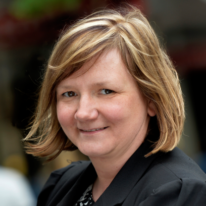 Nicole Jeschelnik, Manager, Donor Services
