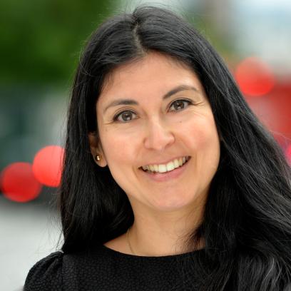 Stephanie Falcon, Grant Administrator