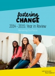 2015 Fostering Change Year in Review
