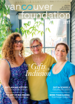 Vancouver Foundation Magazine Fall 2017