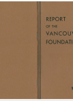 Vancouver Foundation Annual Report 1949