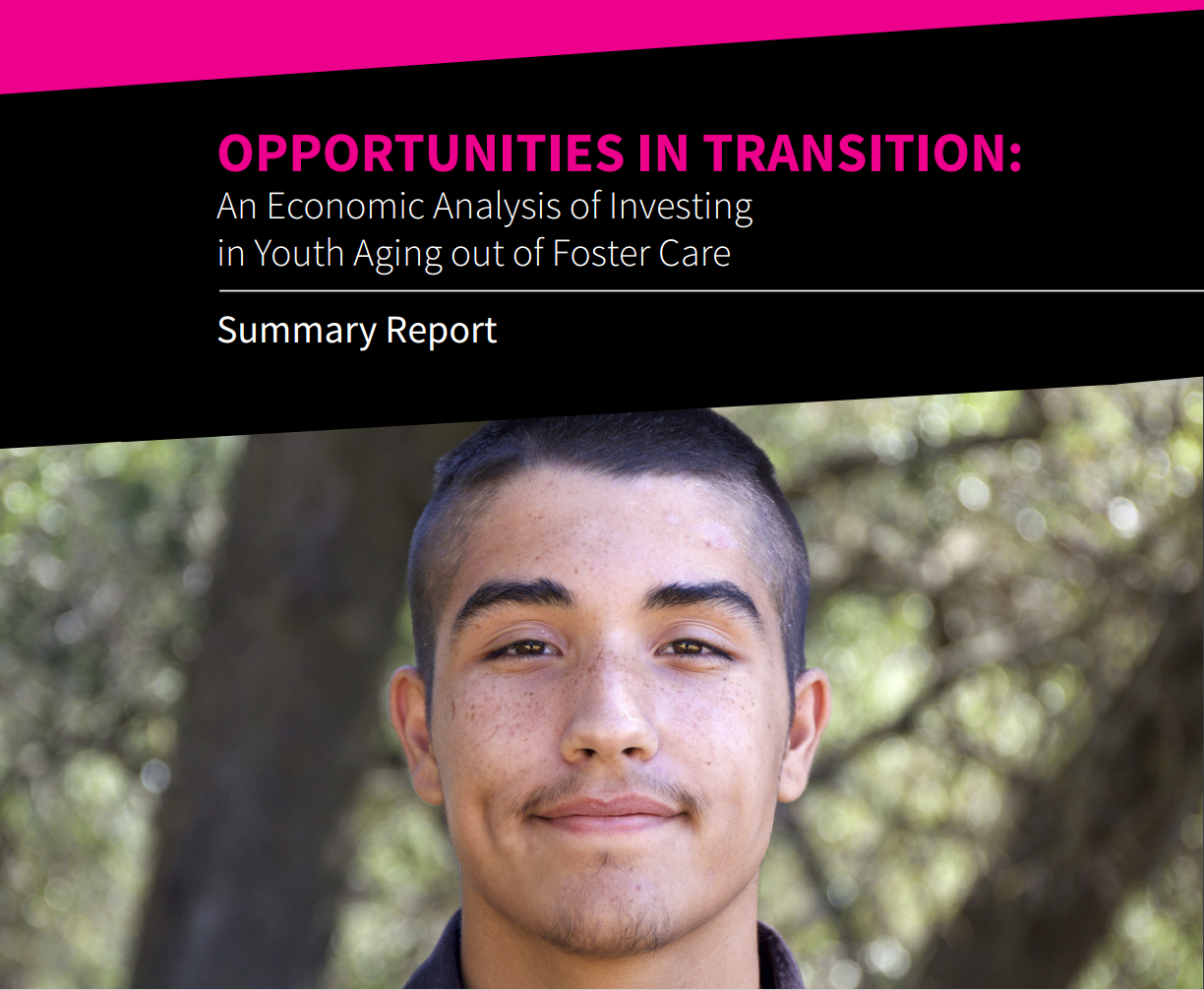 Fostering Change Opportunities in Transition Report Cover